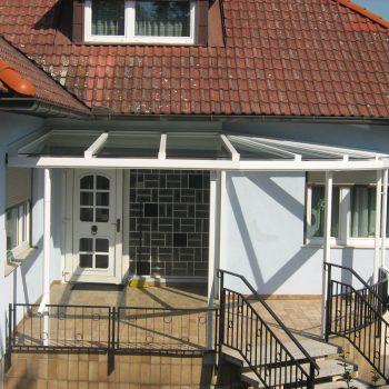 Galerie Terrassendach 15