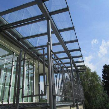 Galerie Terrassendach 18
