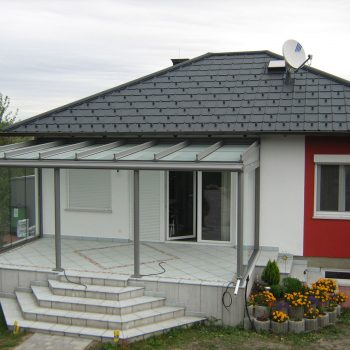Galerie Terrassendach 6