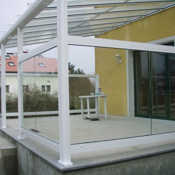Galerie Terrassendach 8
