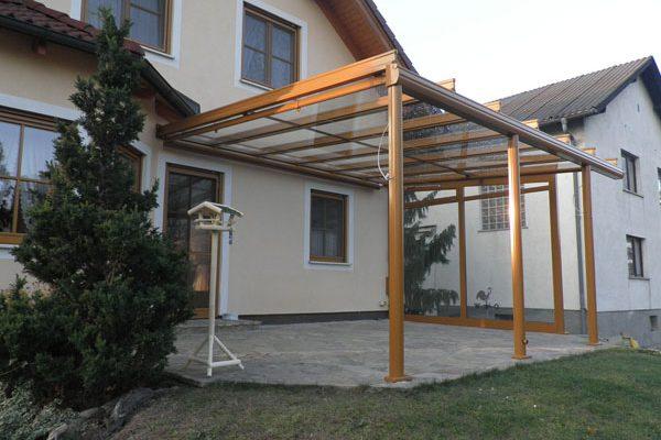 Expertentipps Alu-Holz-Terrassendach