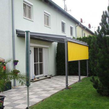 Galerie Terrassendach 21