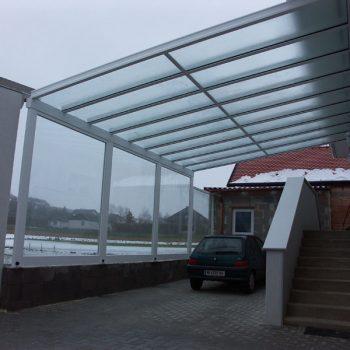 Galerie Terrassendach 31
