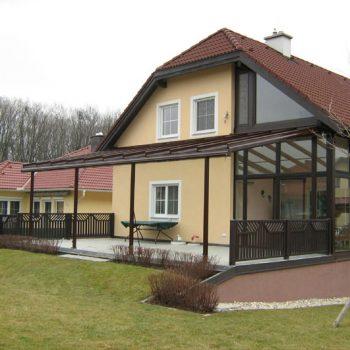 Galerie Terrassendach 36