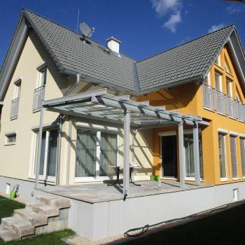 Galerie Terrassendach 40